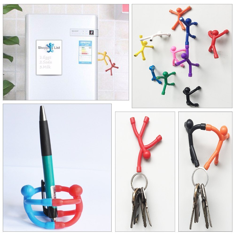 Translucent Mini Flexible Magnets