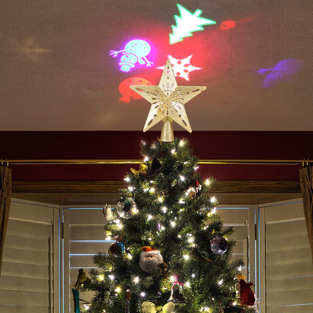 Projection Tree Topper