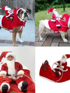 Dog Christmas Clothes