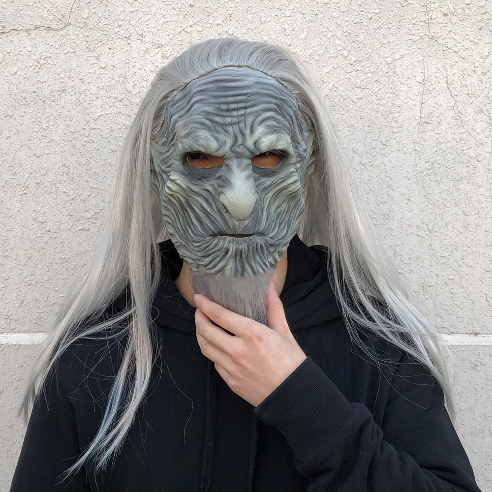 White Walkers Halloween Mask