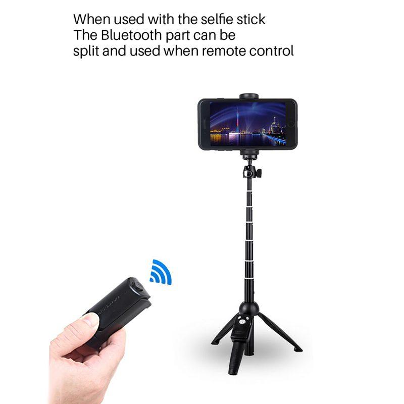 Selfie Booster Handle Grip
