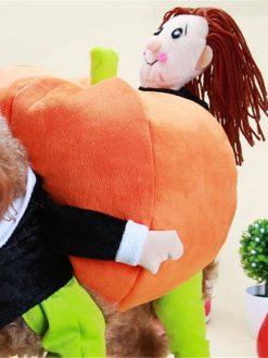 Dog Pumpkin Halloween Costume