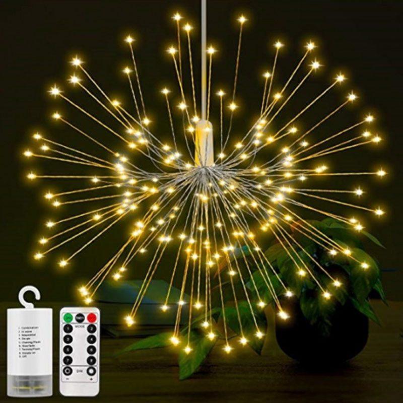 LED Starburst Lights