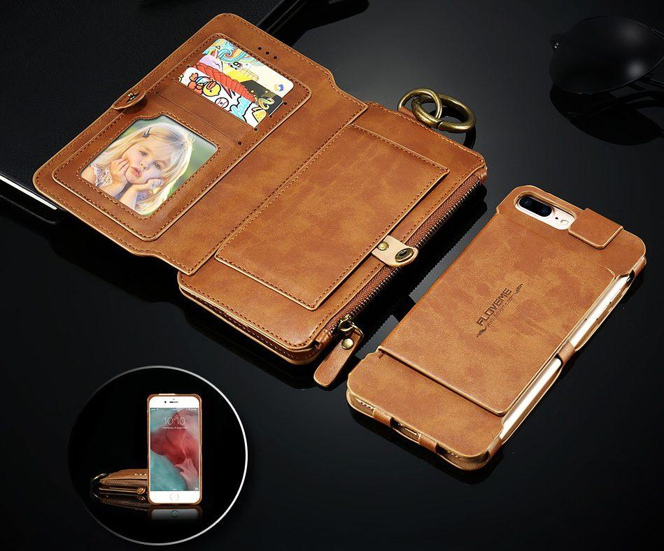 Retro Wallet Phone Case