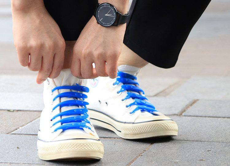 Lazy Shoe Lace