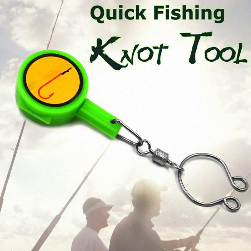 Fishing Knot Tying Tool