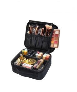 Makeup Bag & Cosmetic Travel Organizer