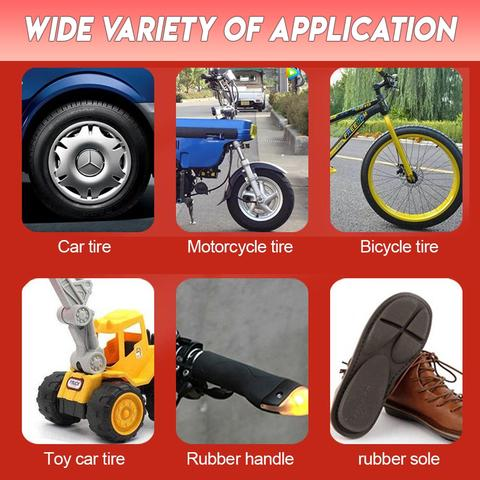 Mighty Tire Repair Glue