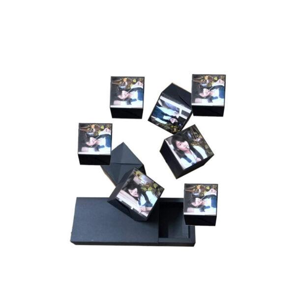 Surprise Black Bounce Gift Box DIY