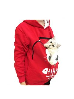 Sweatshirt Animal Pouch Hood
