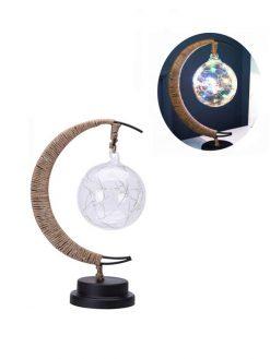 Led Star Moon Lamp