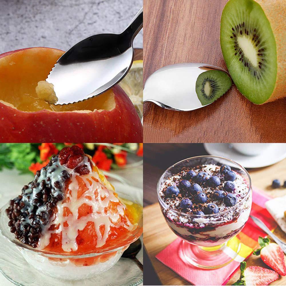 Fruit Mash Scraper Spoon