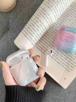 Marble AirPods Case Cover