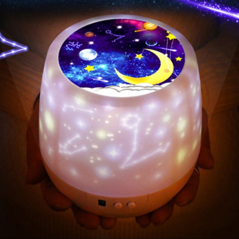 LED Starry Sky Projector Lamp