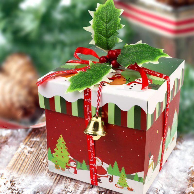 Christmas DIY Surprise Box