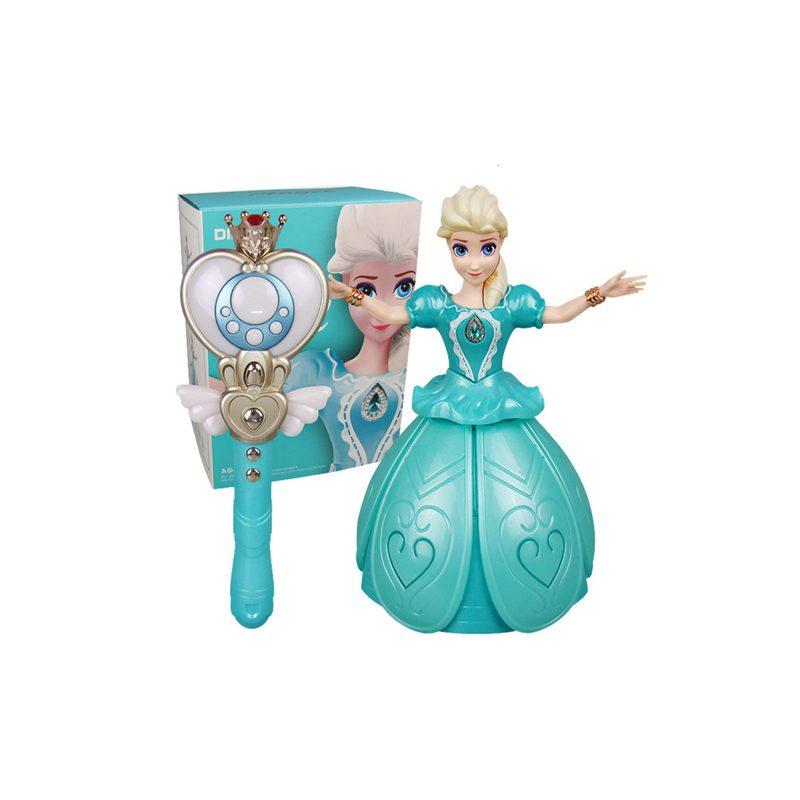 Remote Control Princess Doll