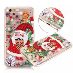 Glitter Christmas Phone Case