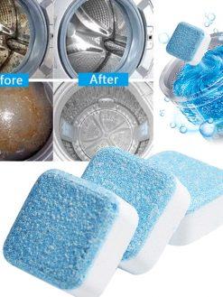 Antibacterial Washing Machine Cleaner