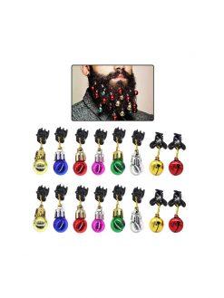 Merry Christmas Beard Ornaments