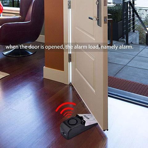 Super Door Stop Alarm