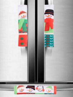 Christmas Door Handle Covers