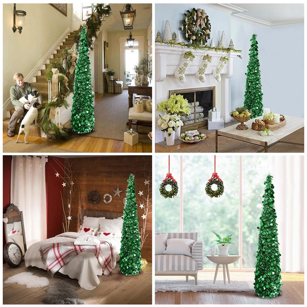 Pop-Up Christmas Trees