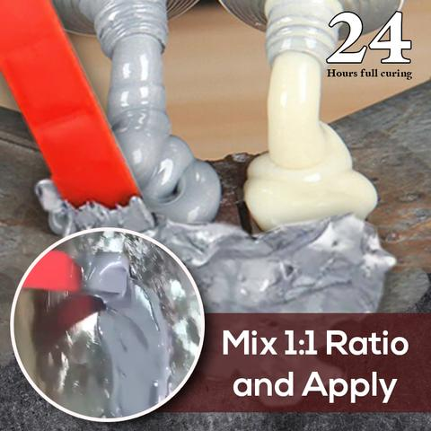 Heat Resistance Metal Repair Paste