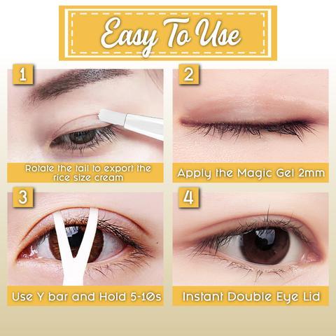 Magic Double Eyelid Cream