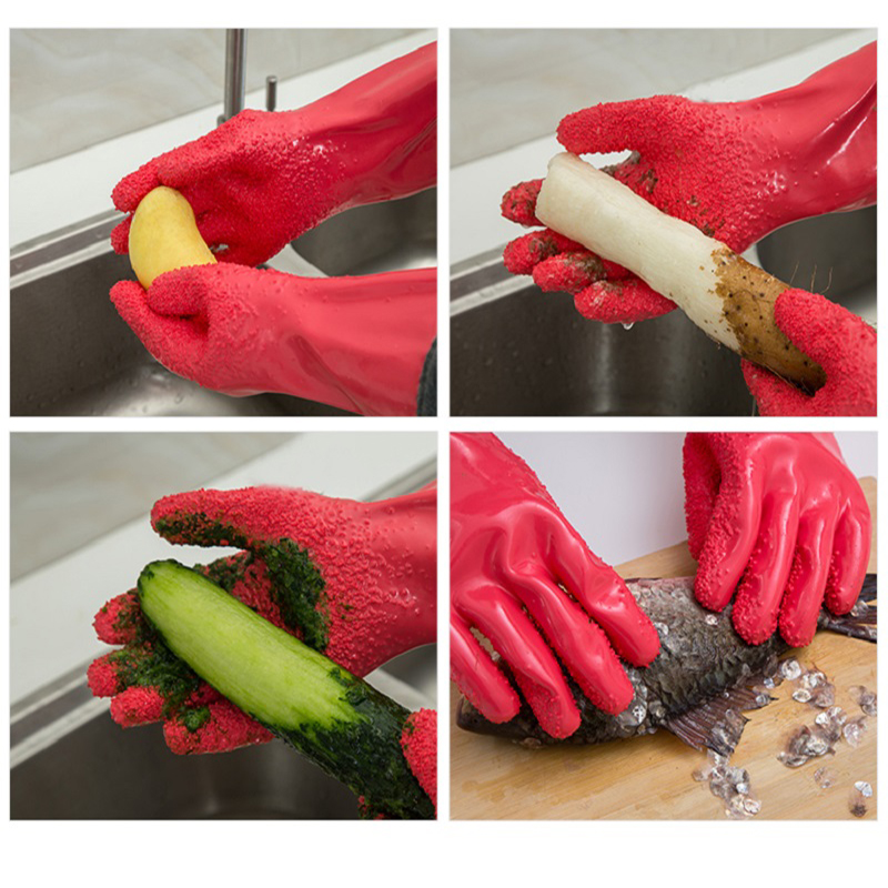 Creative Peeled Cleaning Gloves