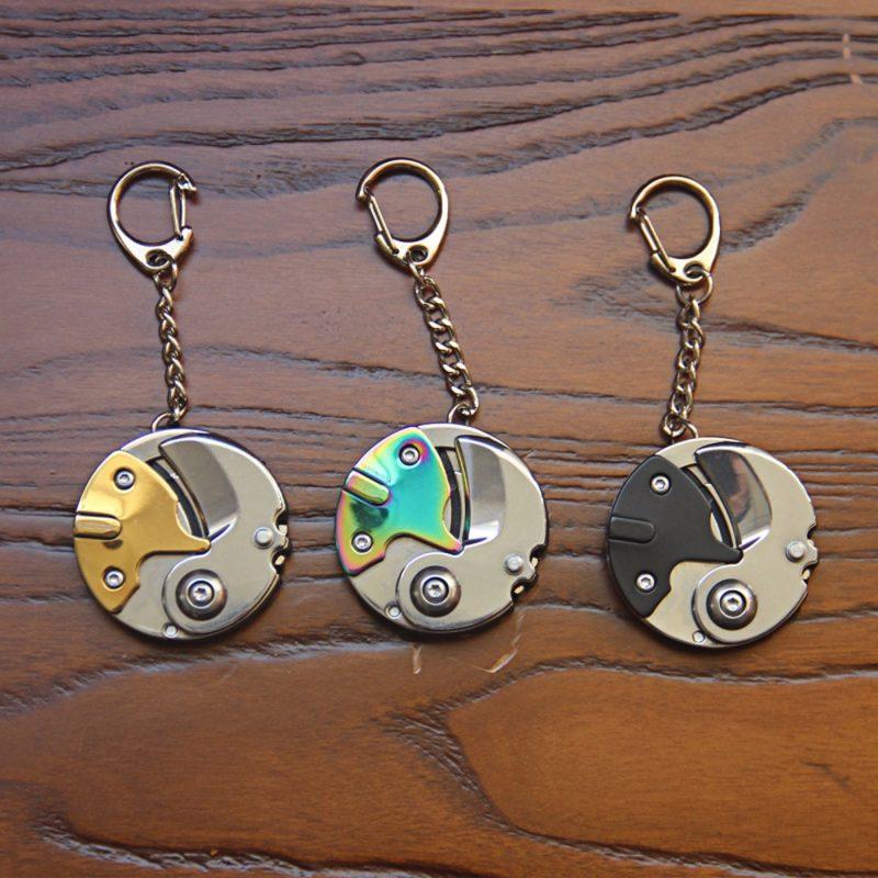 Mini Multifunctional Coin Screwdriver