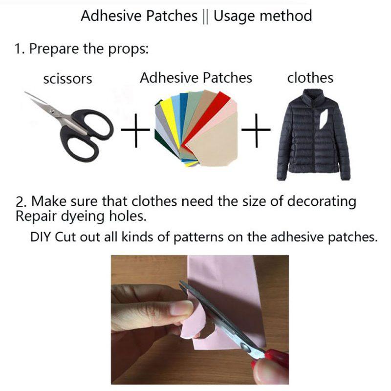 Jacket Patch Sticker