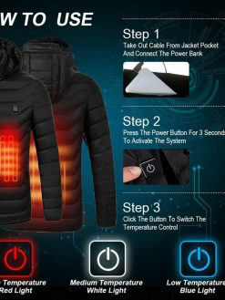 Electric Heated Jackets