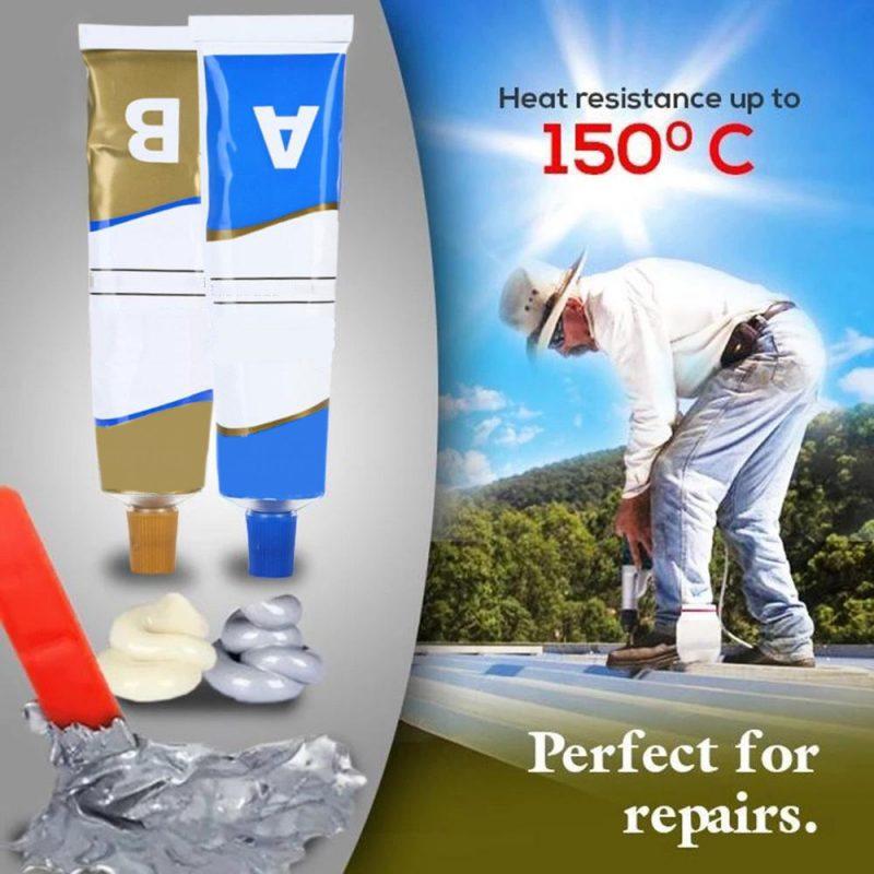 Heat Resistance Metal Repair Paste