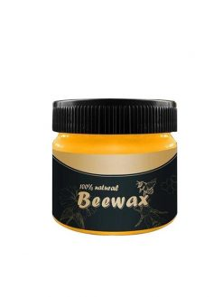 Natural Beeswax Furniture Polish