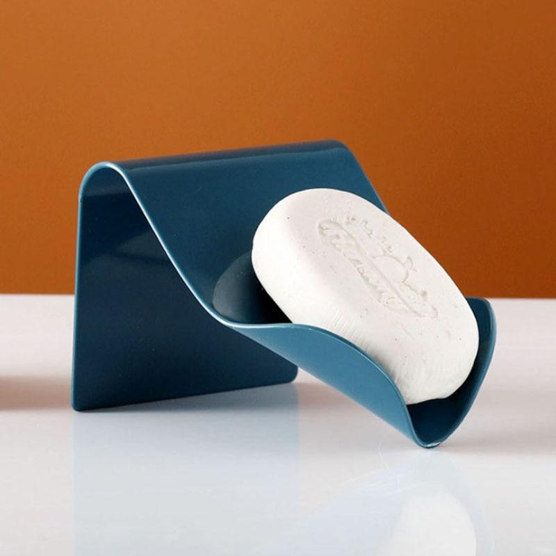 Wall-Mounted Drain Soap Box