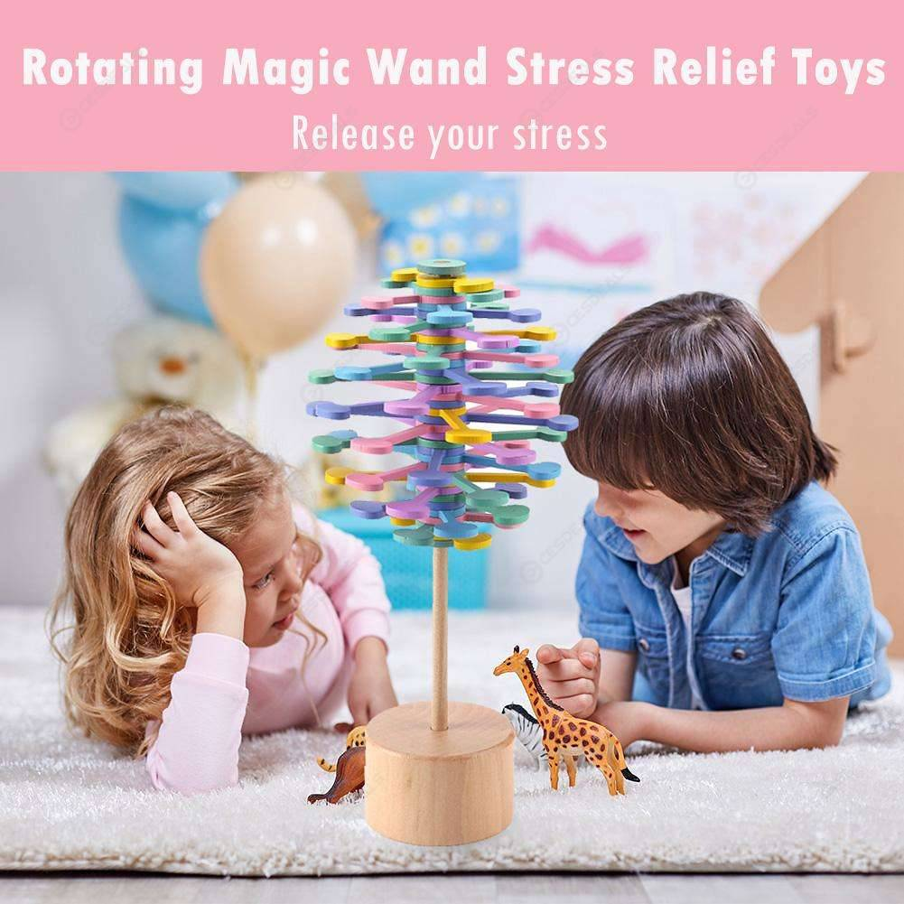 Magic Wand Stress Relief Toy
