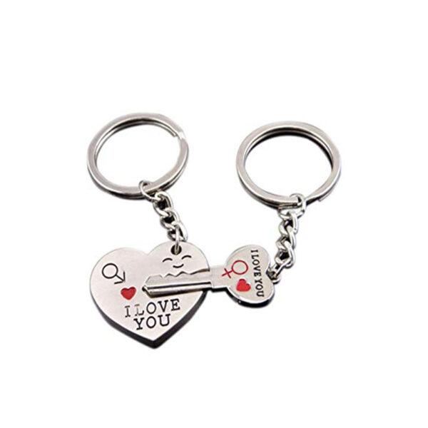 Couple Love Keychain