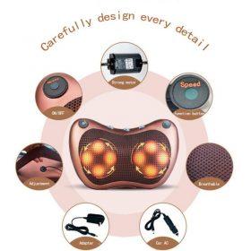 Electric Infrared Pillow Massager