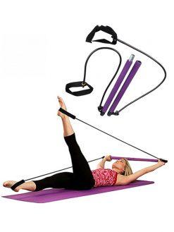 Portable Pilates Bar Kit