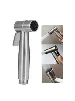 Stainless Steel Hand Held Toilet Flusher