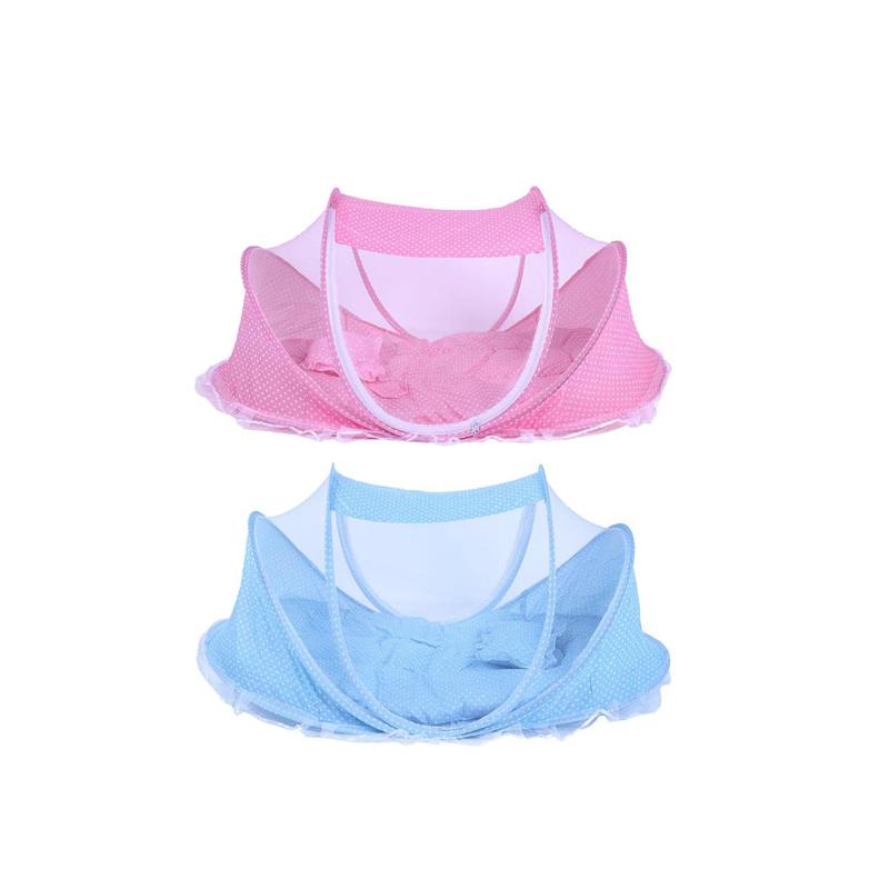 Baby Foldable Net Crib