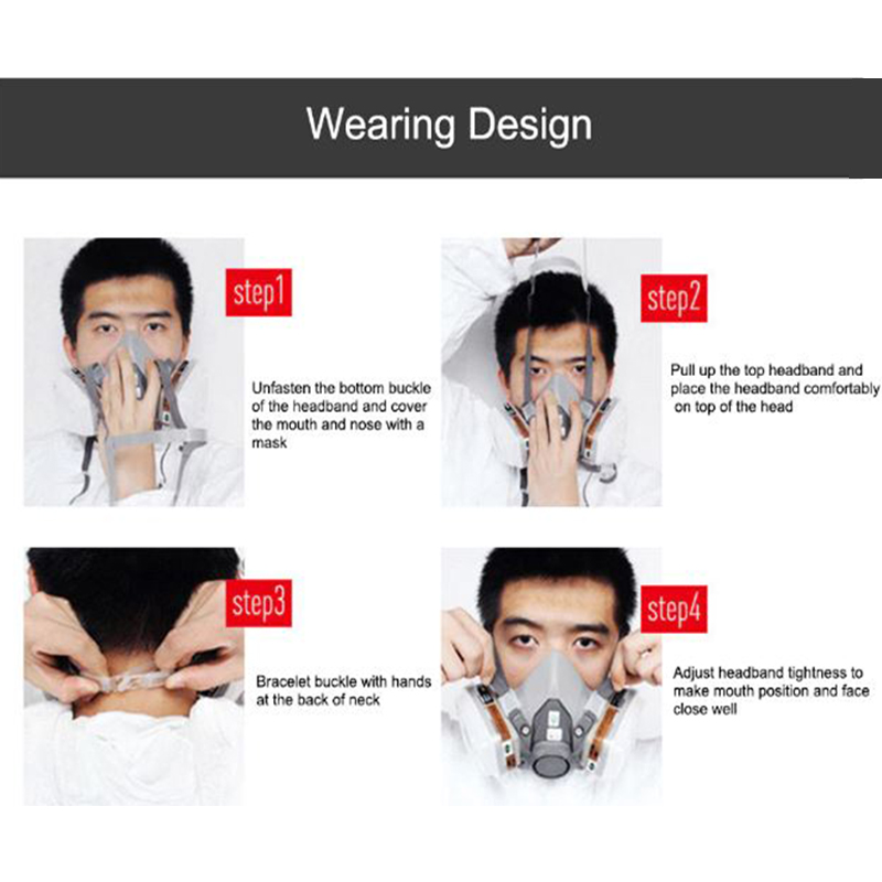 3M Protective Face Mask