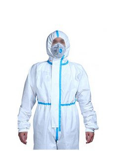 Disposable Antibacterial Coverall