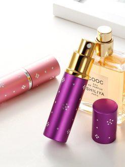 Mini Portable Perfume Bottle Atomizer Spray