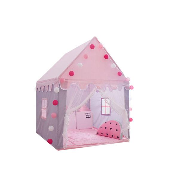 Children Little Castle Playing Tent Mini House