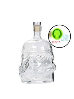 Cool Star Wars Storm Whiskey Bottle Decanter
