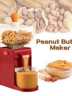 Electric Peanut Butter Machine