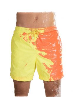 Change Color Beach Shorts