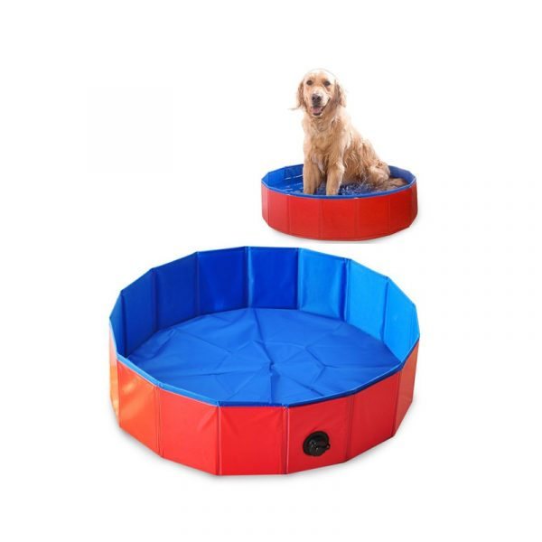 Portable Pet Bath Pool