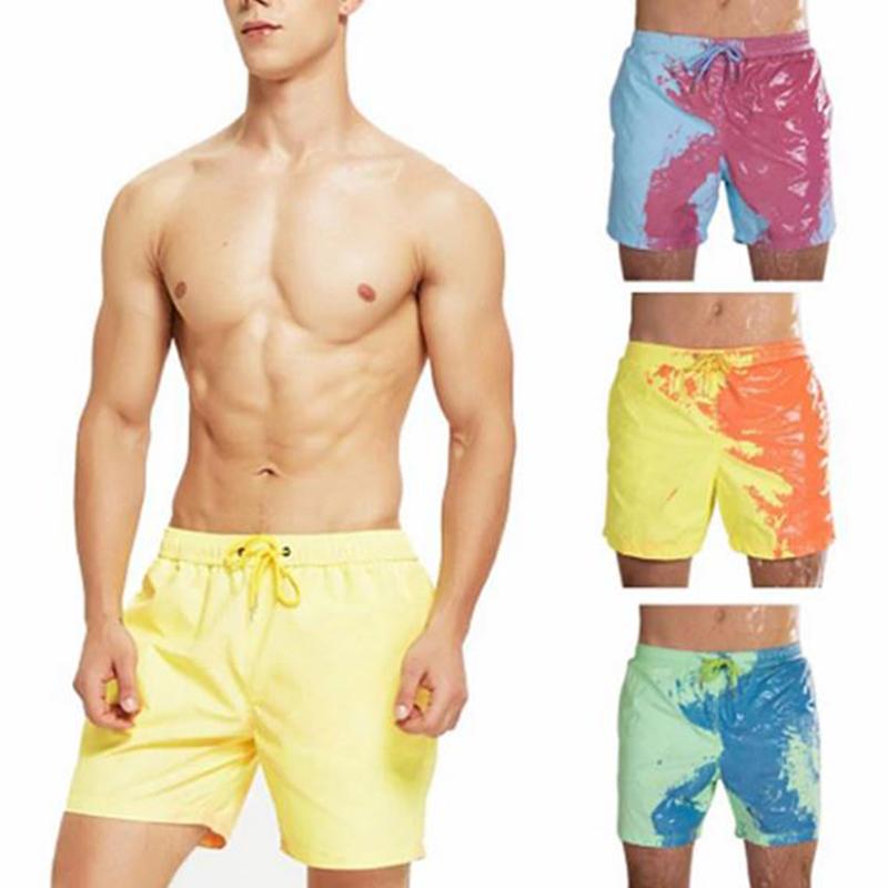 Change Color Beach Shorts